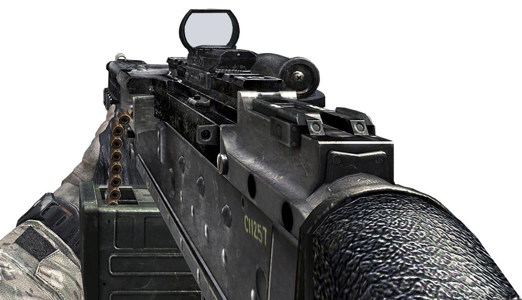 M240/Attachments | Call of Duty Wiki | FANDOM powered by Wikia