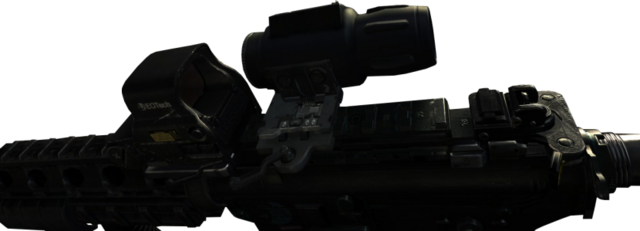 File:M4A1 Hybrid Sight Side View MW3.png