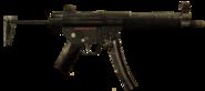 MP5 3rd person CoD4