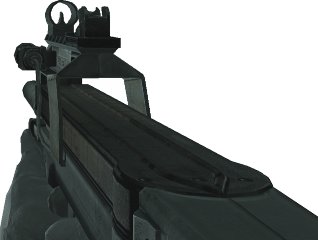 File:P90 Silencer CoD4.png
