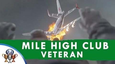 Call of Duty 4 Modern Warfare Remastered (PS4) Mile High Club - Veteran Walkthrough (Epilogue)