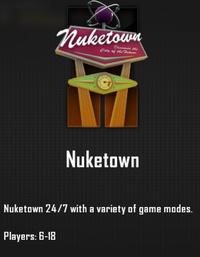 Nuketown Forever BOII