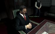 President Vorshesky Turbulence MW3