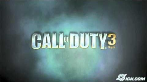 Call of Duty 3 Soundtrack - The Black Baron