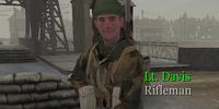 Davis (Call of Duty)