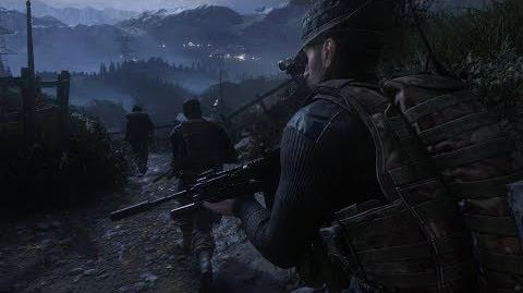Official Call of Duty® Modern Warfare Remastered 2017 Launch Trailer