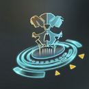 The icon for TDM in the mode-selection menu