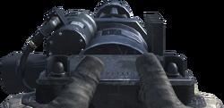 Minigun MW2