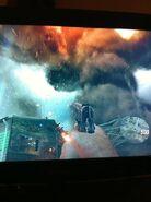 Nuketown Zombies Nuke Explosion