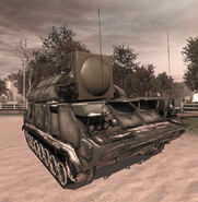 Tor Missile System Mw2