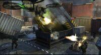 Black Ops II Drone Fighting