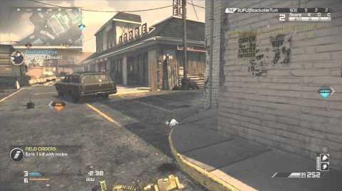 COD Ghosts Blitz Gameplay