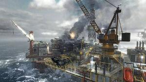 Crane Off Shore MW3