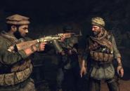 Mujahideen betrayal BOII