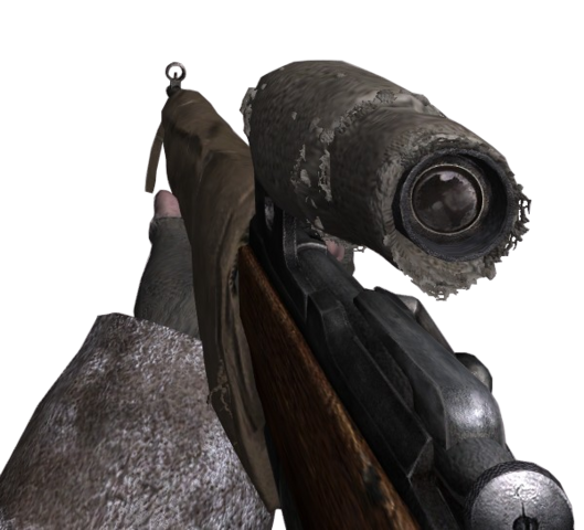 File:Scoped Mosin-Nagant CoD2.png