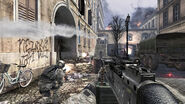 M240 promotional image Lockdown MW3