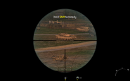 R700 Scope MW2