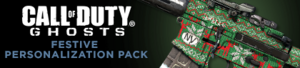 Festive Personalization Pack Header CoDG