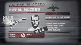 M. McCord Profile WaW