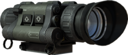 Thermal Scope menu icon MW3