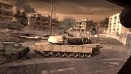 Abrams Shock and Awe
