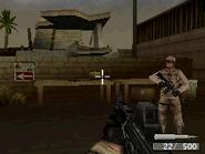 Call Of Duty 4 - Modern Warfare Sgt. Hichborn