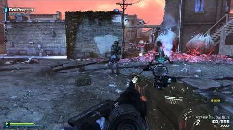Ghosts Extinction Mission 1 - Point of Contact Playthough