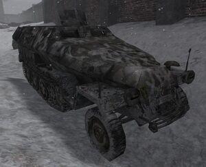 Sd. Kfz. 251 CoD UO
