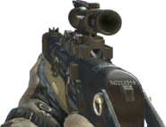 PP90M1 ACOG Scope MW3