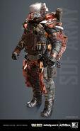 SDF infantry concept 4 IW