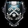 Chopped Up Medal BOII