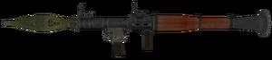RPG-7 model AW