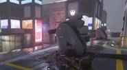2 Ground Proximity Turrets In-game CoDAW