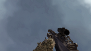 Barrett .50cal ACOG MW2