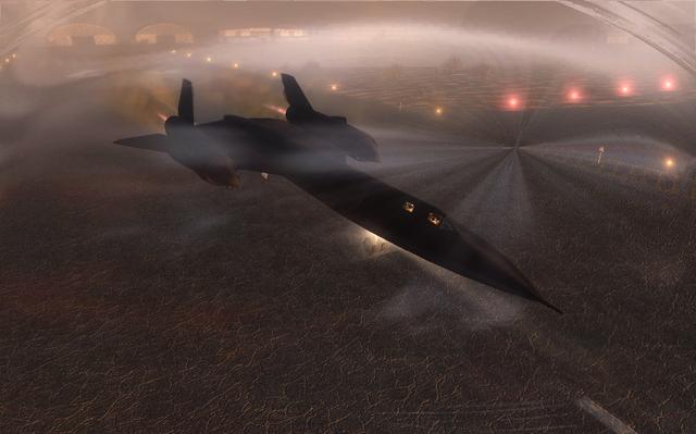 File:SR-71 Blackbird taking off WMD BO.png