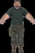 Alex Mason casual uniform BOII