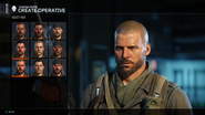 Male Face 7 BO3