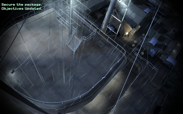 File:Rappelling down helicopter onto freighter Crew Expendable CoD4.png