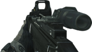 G36C Hybrid Sight Unequipped MW3
