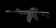 Weapon m4carbine acog