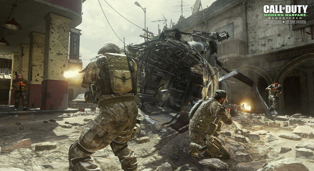 File:Call of Duty Modern Warfare Remastered Multiplayer Screenshot 5.jpg