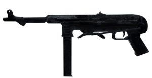 MP40 Third Person BO