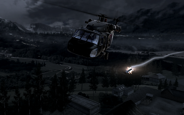 File:Blackhawk about to get hit COD4.png