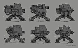 MD Turret concept AW
