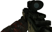 M4A1 Thermal Scope MW2