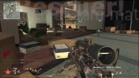 MW2 - Recoil Abuse