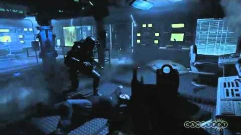 Call of Duty Modern Warfare 3 - E3 2011 Gameplay