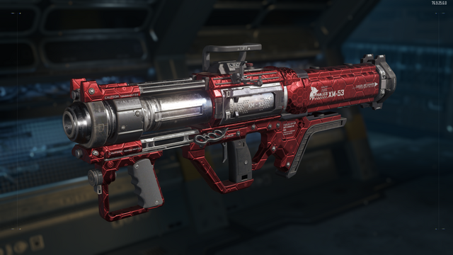 File:XM-53 Gunsmith Model Red Hex Camouflage BO3.png