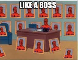 File:Like a Boss Spidey meme.jpg