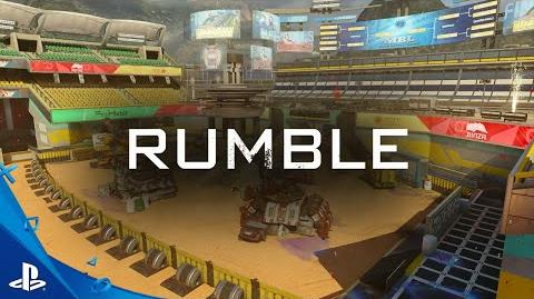 Call of Duty Black Ops III – Descent DLC Pack Rumble Preview PS4